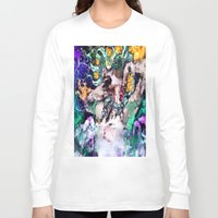 ursula Long Sleeve T-shirts featuring Ursula  by RDsix3