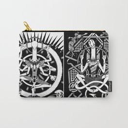 Deities Carry-All Pouch