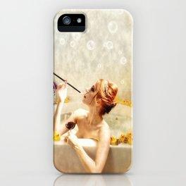 RubaDubDub iPhone Case