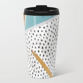 Geometric forms Travel Mug