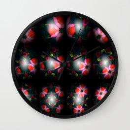 Marbled.... Wall Clock
