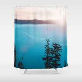 The Greatest Summer Shower Curtain