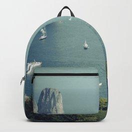 Amalfi coast 4 Backpack