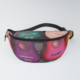Play - Isolated - Child - Color - Fun - Art - Desktop - Toy. Little sweet moments. Fanny Pack