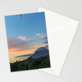 Ometepe in a Nutshell Stationery Cards