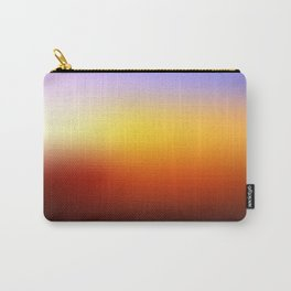Sunset Gradient 7 Carry-All Pouch