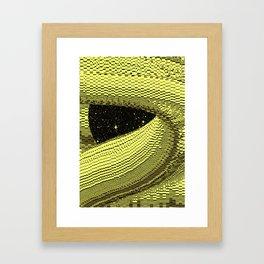 Deepspace Framed Art Print