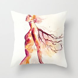 comes light Throw Pillow