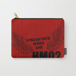 Spread your wings and HM02 Carry-All Pouch