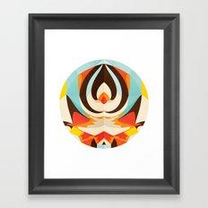 Do Something (Anything) Framed Art Print