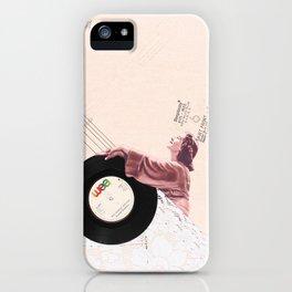 Lace & Vinyl iPhone Case