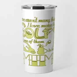 Golf Mimi Travel Mug