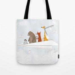 plane sailing Tote Bag