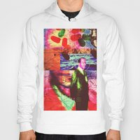 whatever Hoodies featuring Whatever by Alec Goss