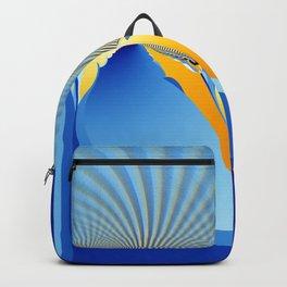 Fractal Wave Backpack