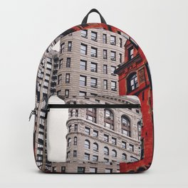 New York City - Flatiron Building Backpack