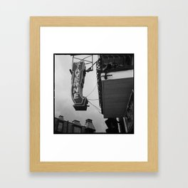 Taverne Framed Art Print