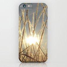 field of glitter iPhone 6s Slim Case