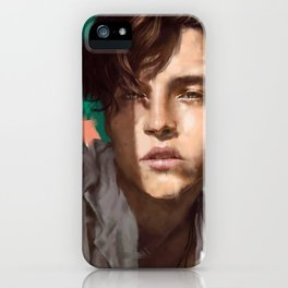Cole iPhone Case