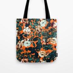 Vintage Garden VII Tote Bag