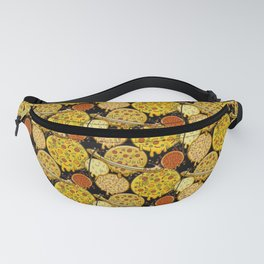 Pizza Planets Fanny Pack