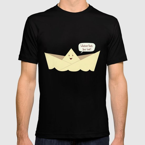 Happy boat T-shirt