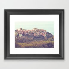 Pretty Pastels Framed Art Print