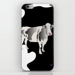 Country Cow iPhone Skin