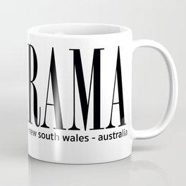 Tamarama Beach address Sydney Coffee Mug