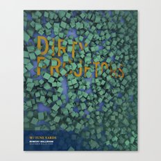 Dirty Projects at Bowery Ballroom Canvas Print