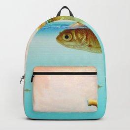 Submarine Goldfish Backpack