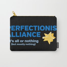 Perfectionist Alliance Carry-All Pouch