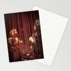 Torn and Frayed Stationery Cards