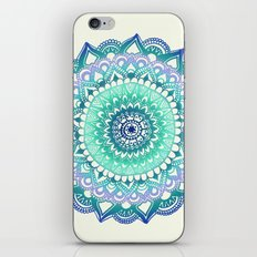 Deep Forest Flower iPhone & iPod Skin