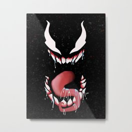 We Are Venom Metal Print