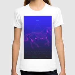 Da Vinci Horse Revealed T-shirt