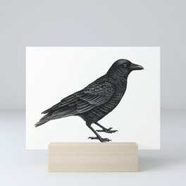 Raven Mini Art Print