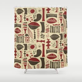 Vanua Lava Shower Curtain