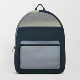 The storm flattens Backpack
