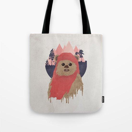 Ewok Tote Bag