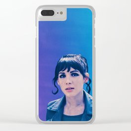 Amanda Brotzman on S2 Clear iPhone Case