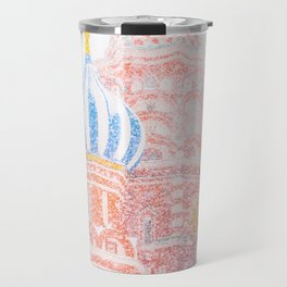 Russian Winter Travel Mug