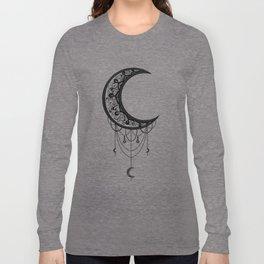 Half Moon Long Sleeve T-shirt