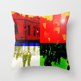 Unity Divided Throw Pillow