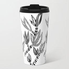 Tropical Succulent Travel Mug