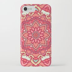 Abstract Mandala Flower Decoration 16 iPhone 7 Slim Case