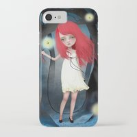 firefly iPhone & iPod Cases featuring Firefly by solocosmo