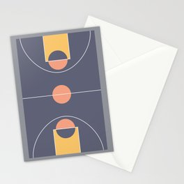 Hype court 2 Stationery Cards