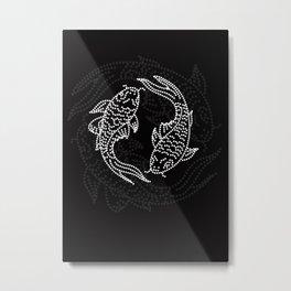 Lovefish 02 Metal Print