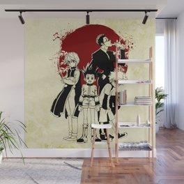 hxh Wall Mural